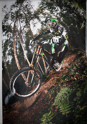 Signed Sam Hill Photographic Print - Donated by Victor Lucas